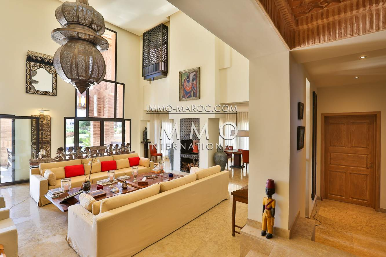 Villa à vendre Marocain épuré Marrakech