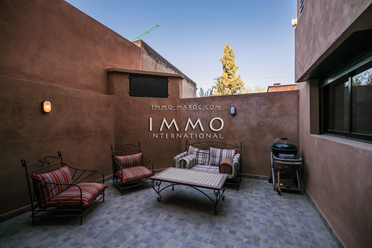 appartement vente Contemporain Marrakech Hivernage