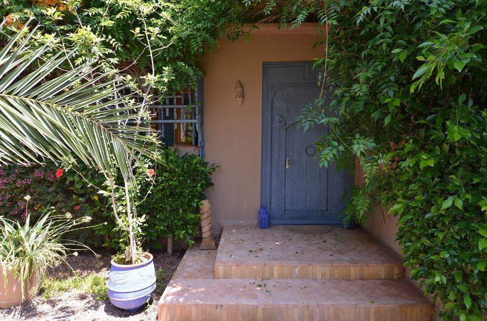 Maison à vendre Marocain épuré Marrakech Extérieur Route Fes