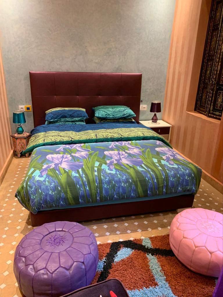 Riad à vendre garage Marrakech