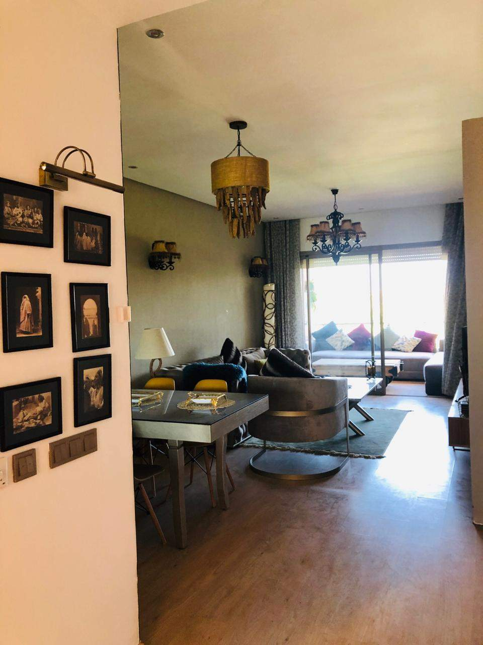 Appartement à vendre Moderne Marrakech Centre ville Agdal - Mohamed 6