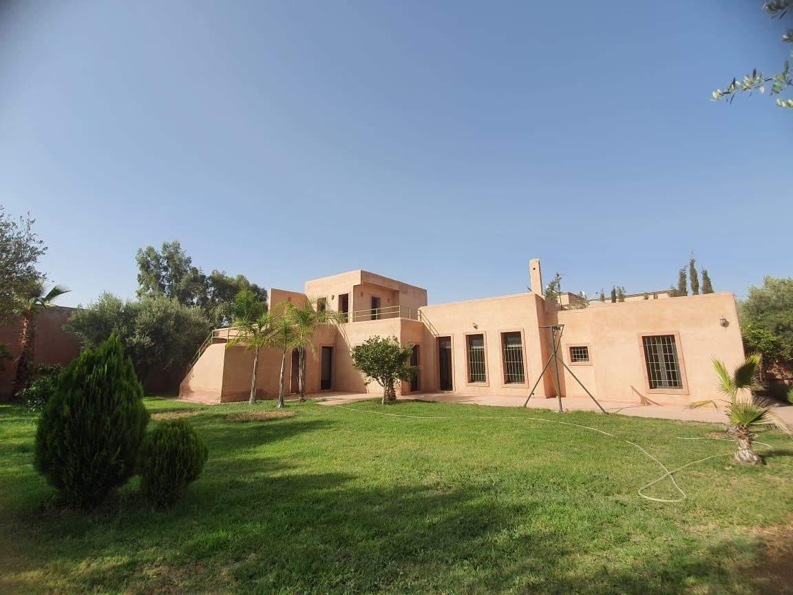 Vente maison Marocain Marrakech Extérieur Route Ourika