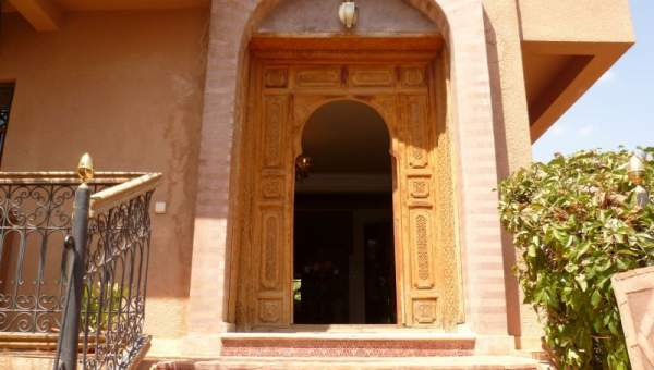 Achat villa traditionnel Marrakech Centre ville Targa
