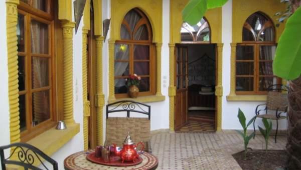 Riad à vendre  Marrakech Médina Kasbah
