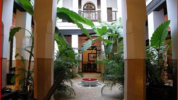 vente-maison-d'hotes-riad-marrakech