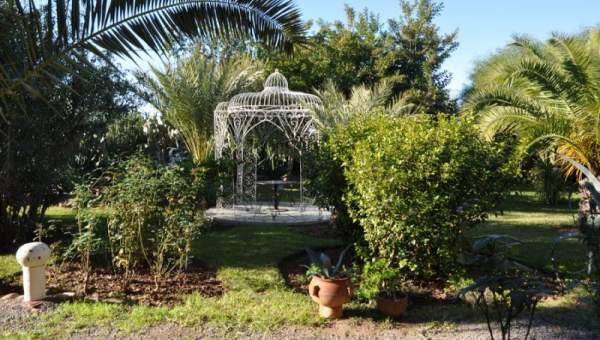 Achat villa traditionnel Marrakech Extérieur Route Fes