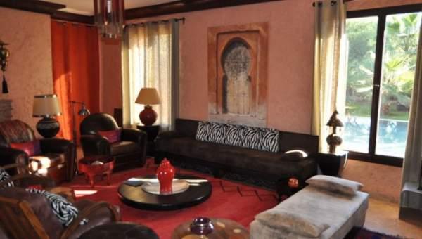 Vente maison traditionnel Marrakech Extérieur Route Fes