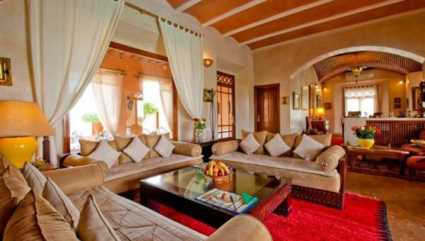 Maison à vendre traditionnel Marrakech Golfs Amelkis