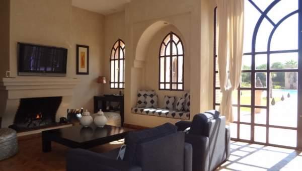 Maison à vendre demeure de prestige Marrakech Extérieur