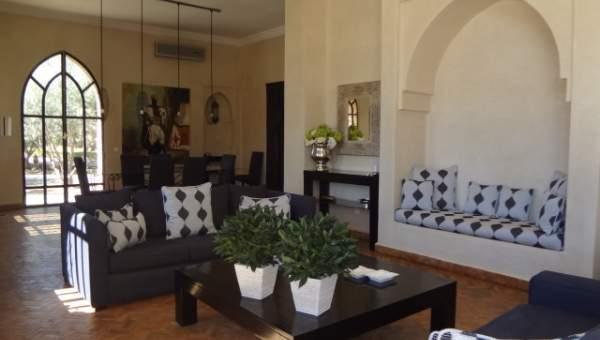 Villa à vendre demeure de prestige Marrakech Extérieur