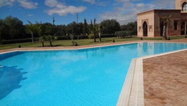 Vente villa demeure de prestige Marrakech Extérieur