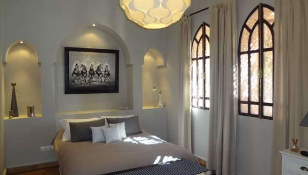 Vente maison demeure de prestige Marrakech Extérieur