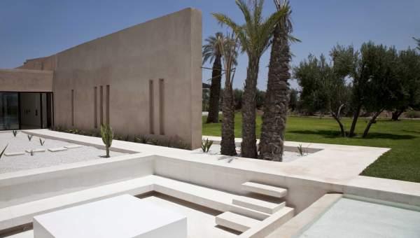 villa contemporaine à 10min de Marrakech | ImmoMaroc