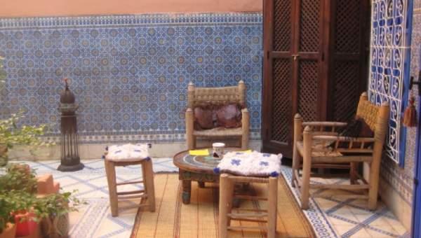 Vente riad traditionnel Marrakech Autres Secteurs Médina