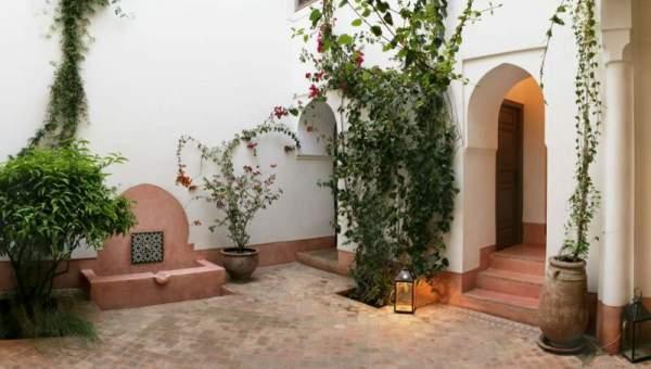 achat riad Accès voiture Marrakech moins de 10 minutes de la place