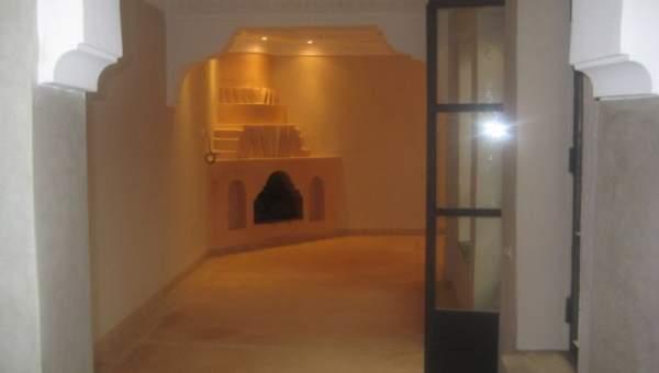 Riad à vendre Marrakech Place Jamaa El Fna Dar El Bacha