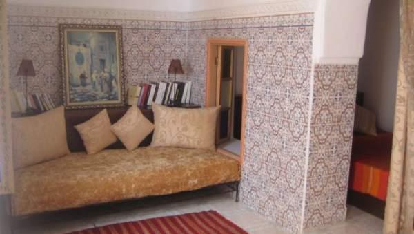 Riad à vendre traditionnel Marrakech Autres Secteurs Médina Bab Ailan