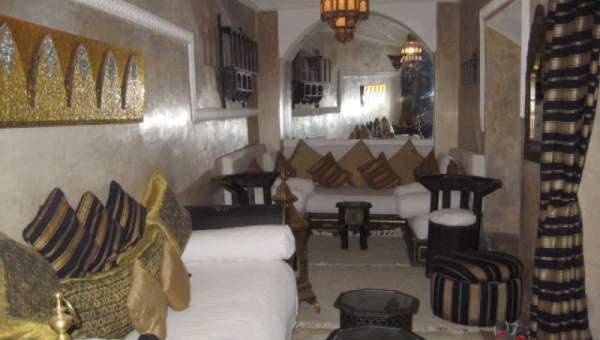 achat riad maison d'hôtes Marrakech Place Jamaa El Fna Ksour