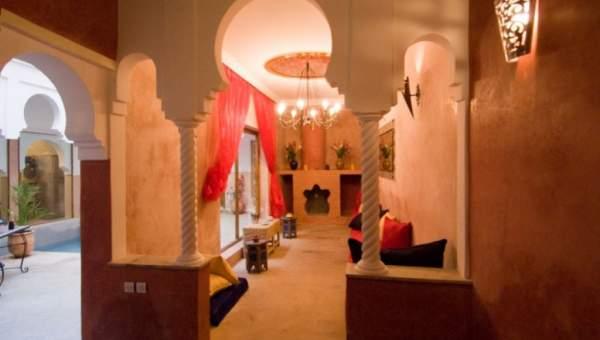 Riad à vendre Marrakech Place Jamaa El Fna Riad Zitoun