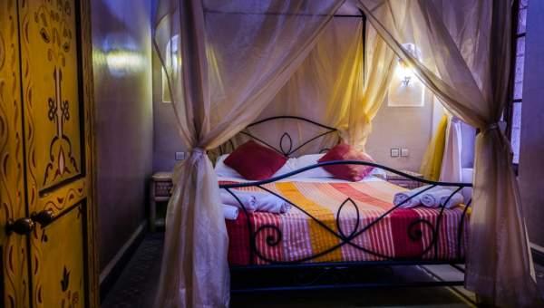 Vente riad Marrakech Place Jamaa El Fna Riad Zitoun