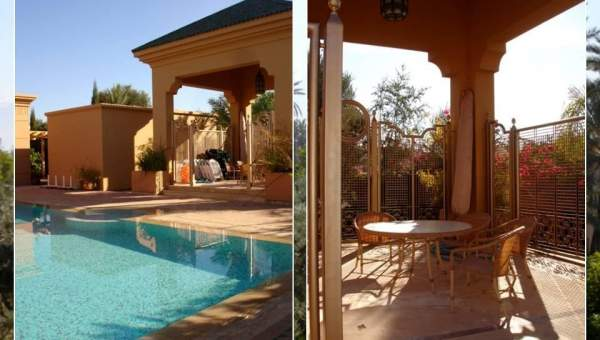 Vente maison marocain Marrakech Golfs Amelkis