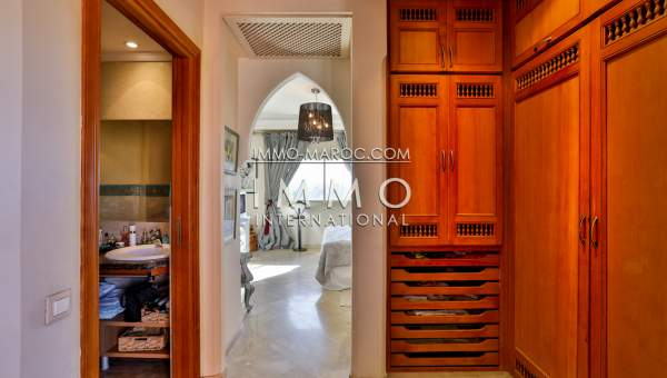 Vente appartement luxe Marrakech Hivernage