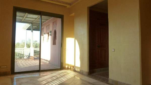 Vente appartement Zone Immeuble Marrakech Palmeraie