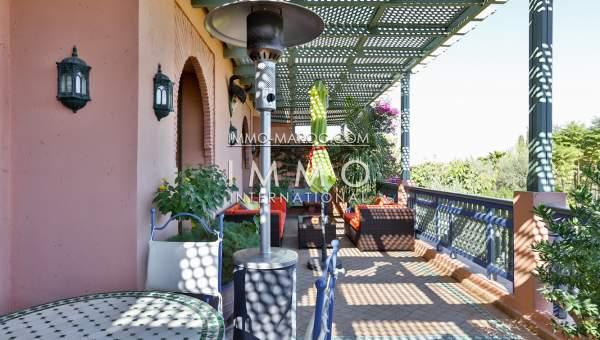 Vente appartement Marocain Marrakech Golfs Palmeraie