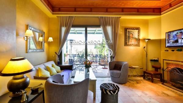 Appartement à vendre Marocain Marrakech Golfs Palmeraie