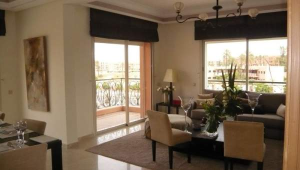 Appartement à vendre Contemporain Marrakech