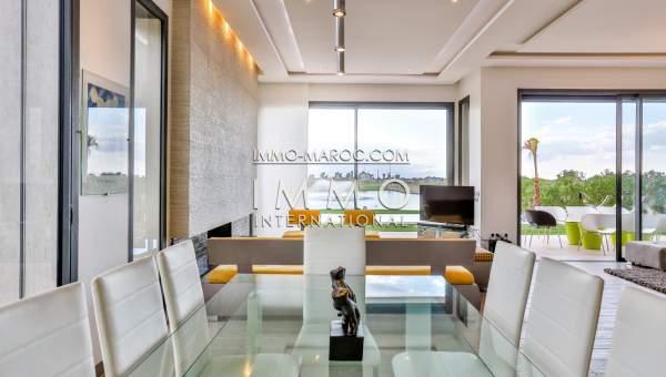 Villa à vendre Moderne Marrakech Golfs