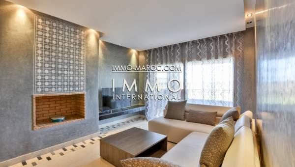 Location appartement haut de gamme Marrakech Golfs