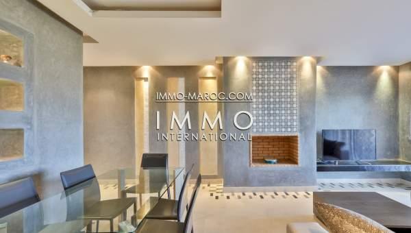 Appartement à louer Prestige Marrakech Golfs