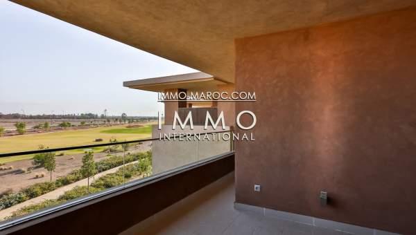 Appartement à louer haut de gamme Marrakech Golfs