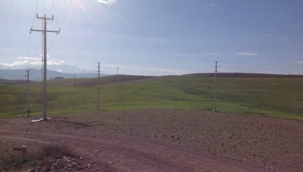 Vente terrain Ferme Marrakech Extérieur Route Barrage