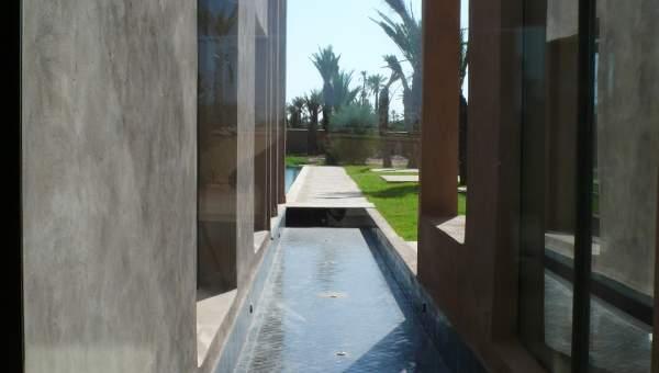 Maison à vendre Marocain luxe Marrakech Palmeraie