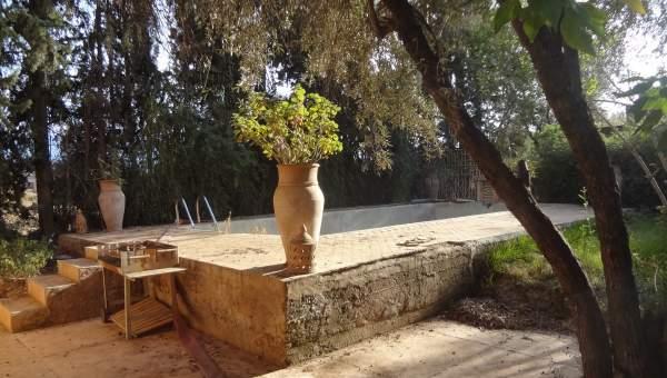 Villa à vendre Ferme Marrakech Extérieur Route Ourika