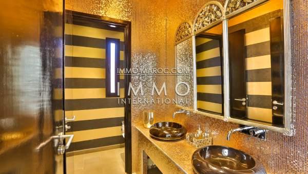 Maison à louer Contemporain Marrakech Extérieur Route Ourika