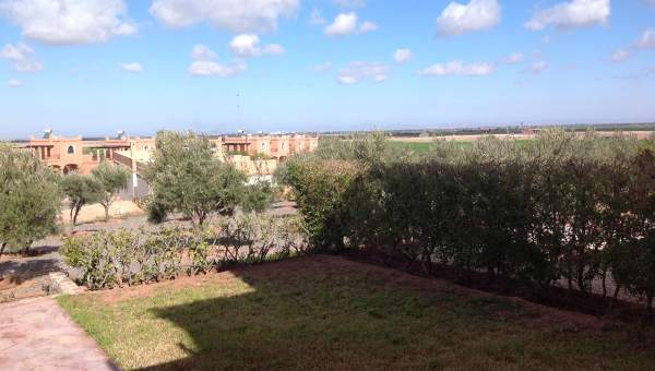 Maison à vendre Marocain épuré Marrakech Extérieur Route Barrage