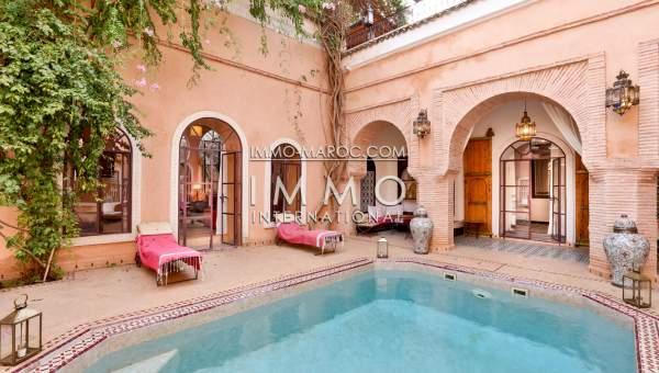 Marrakech Médina Riad