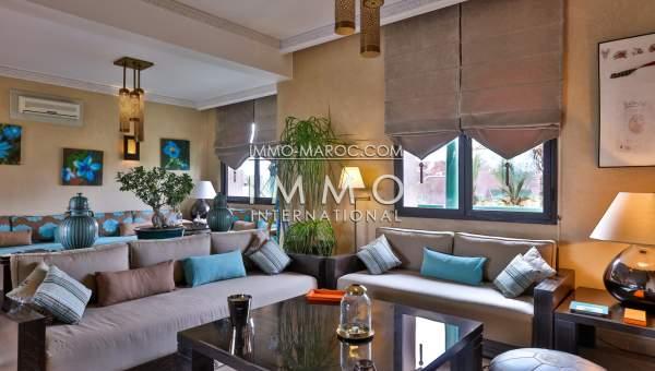 acheter appartement luxe hivernage marrakech