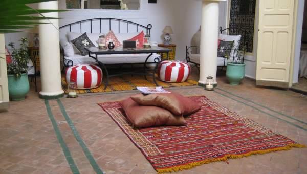Riad à vendre Marocain épuré Marrakech Autres Secteurs Médina Autres Médina