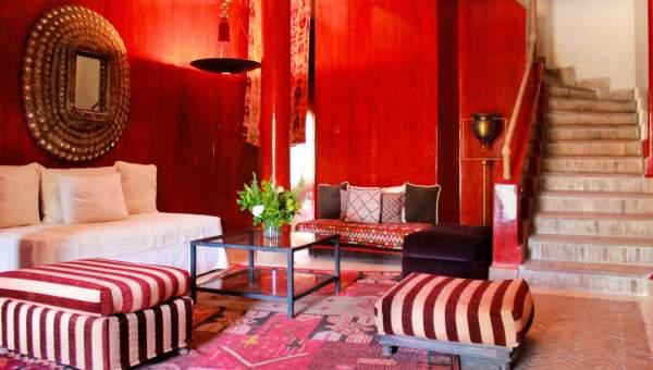Maison à louer Maison d'hôtes Marrakech Palmeraie