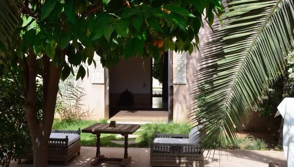 Location maison luxe Marrakech Palmeraie