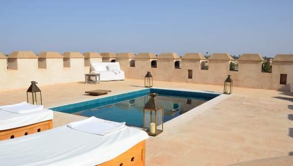 Villa à louer biens de prestige Marrakech Palmeraie