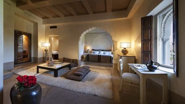 Location villa Prestige Marrakech Palmeraie