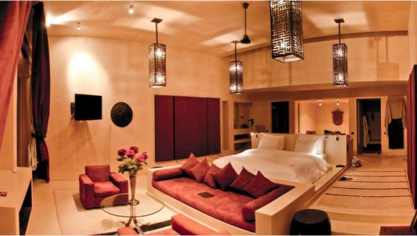 Location villa Moderne Marrakech Palmeraie