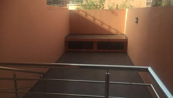 Appartement à louer voiture Marrakech Centre ville