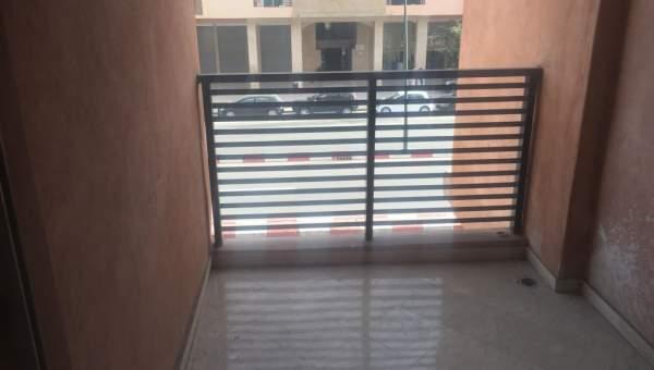 Location appartement Accès voiture Marrakech Centre ville