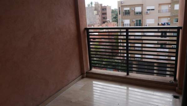 Location appartement voiture Marrakech Hivernage